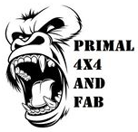 Primal 4×4 and Fab, logo