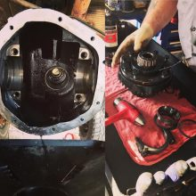 Rear Ring Gear Replacement | Lift Kit in Charlotte, NC