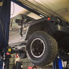 Differential Regearing Installation | Vehicle Mods in Charlotte, NC