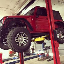 New Clutch and Tires | Off-Road Tires in Charlotte, NC